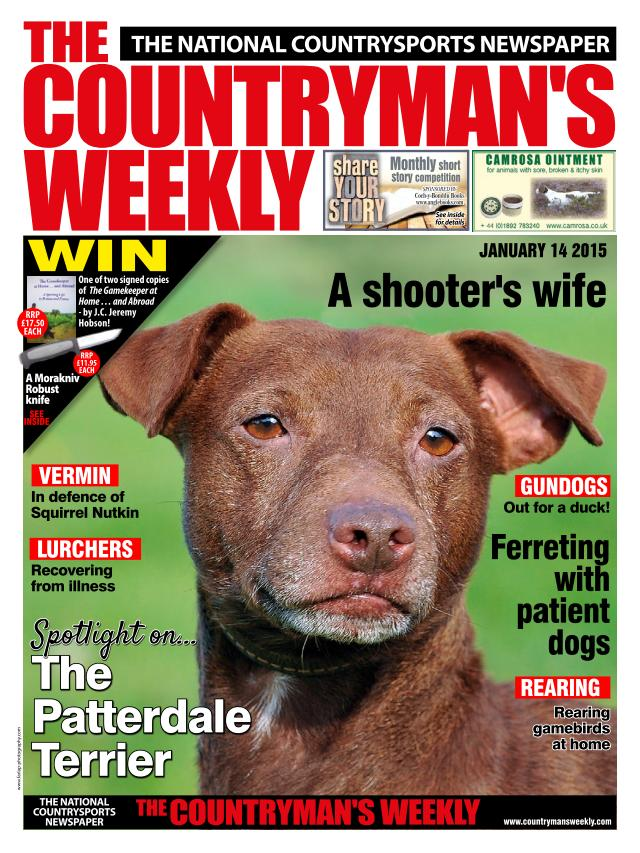 The Countryman's Weekly - 14 January 2015 free download