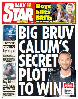 DAILY STAR - 16 Friday, January 2015 free download