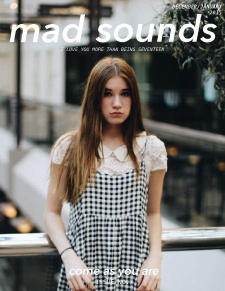 Mad Sounds #07 - December/January 2014/15 free download