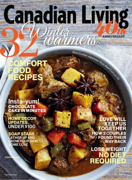 Canadian Living from February 2015 free download