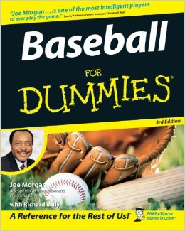 Baseball For Dummies, 3rd edition free download