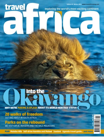 Travel Africa - Winter 2015 free download