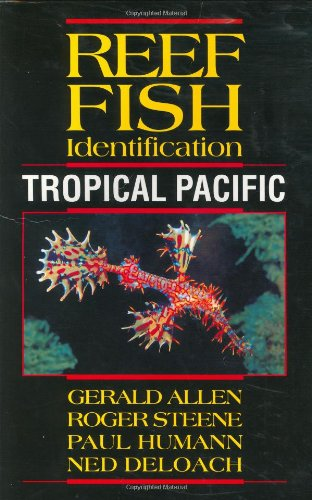 Reef Fish Identification - Tropical Pacific free download