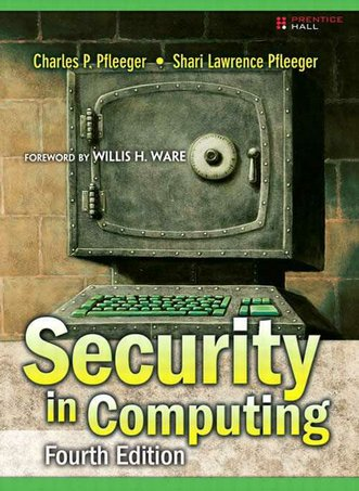 Security in Computing, 4th Edition free download
