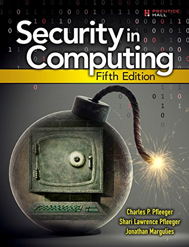 Security in Computing (5th Edition) free download