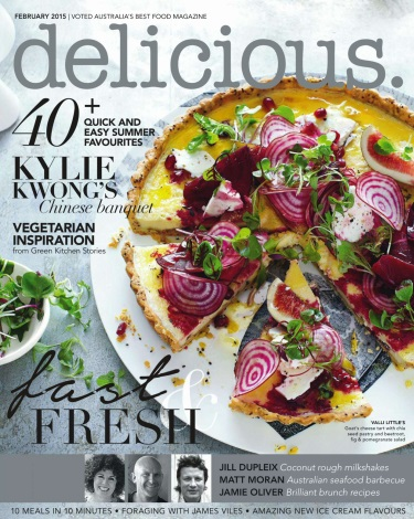 delicious Australia - February 2015 download dree