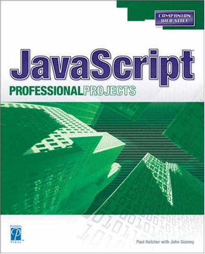 javascript Professional Projects free download