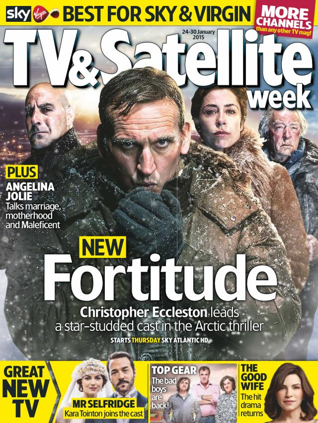 TV & Satellite Week - 24 January 2015 free download