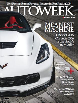 Autoweek - 19 January 2015 free download