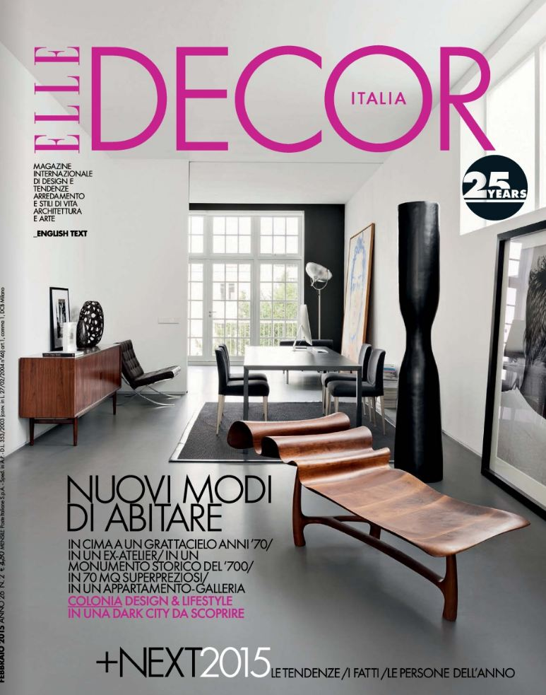 Elle Decor Italia - Febbraio 2015 free download