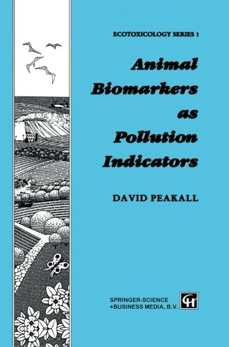 Animal Biomarkers as Pollution Indicators free download