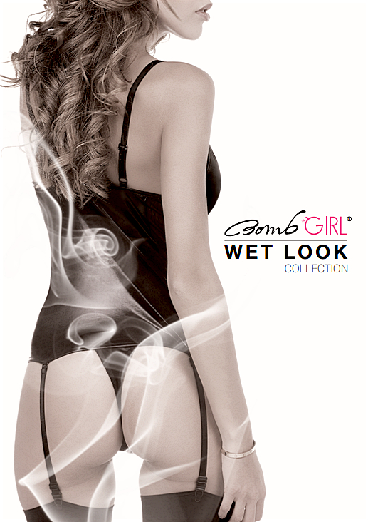 Bomb Girl - Wet Look Collection 2014 free download