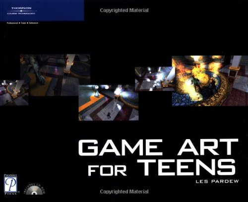 Game Art for Teens (Game Development Series) free download