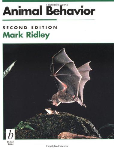 Animal Behavior: An Introduction to Behavioral Mechanisms, Development, and Ecology free download