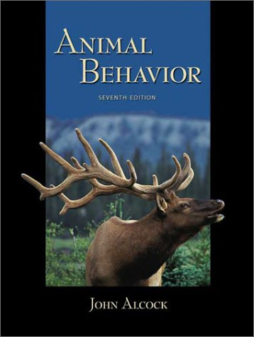 Animal Behavior: An Evolutionary Approach free download