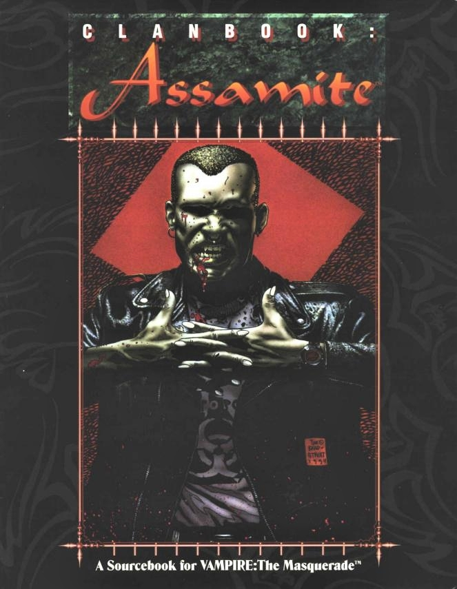 Clanbook Assamite (Sourcebook for Vampire: The Masquerade) free download