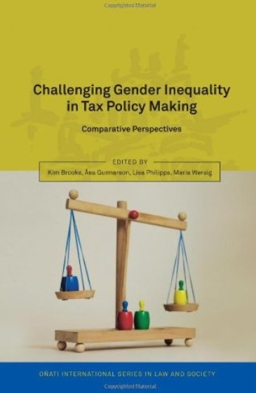 Challenging Gender Inequality in Tax Policy Making: Comparative Perspectives free download