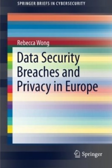 Data Security Breaches and Privacy in Europe free download