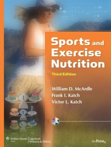 Sports and Exercise Nutrition, 3rd edition free download