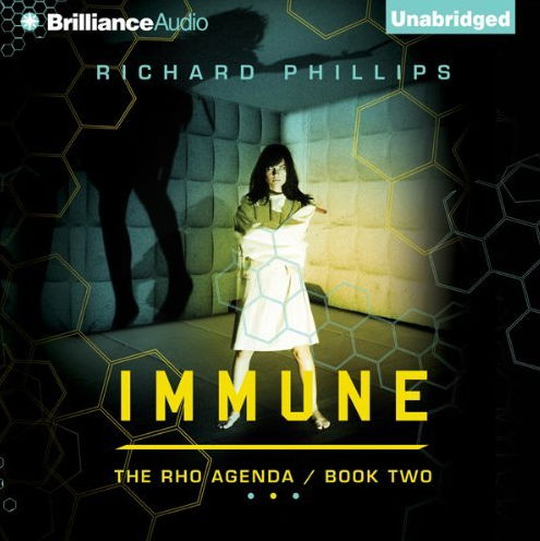 Immune (The Rho Agenda #2) [Audiobook] free download