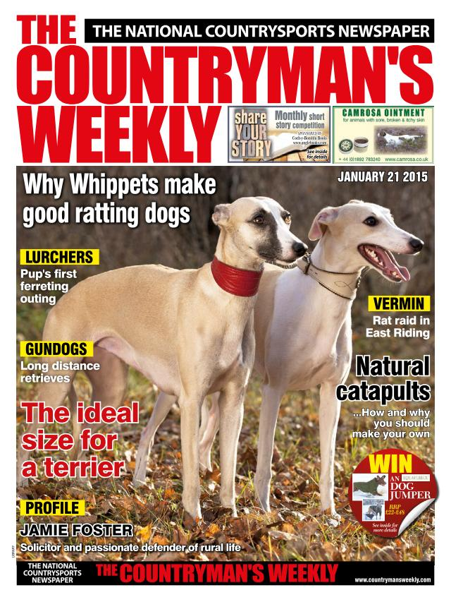 The Countryman's Weekly - 21 January 2015 free download