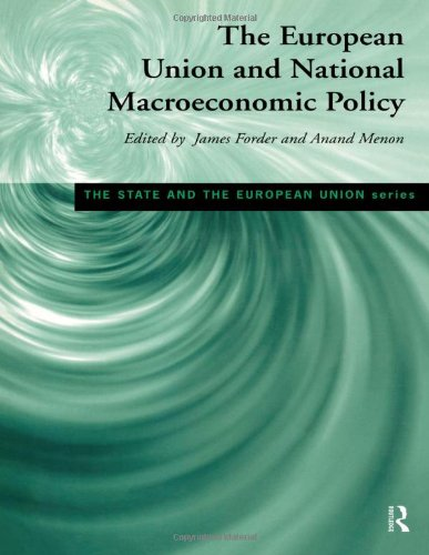 European Union and National Macroeconomic Policy (State and the European Union) free download
