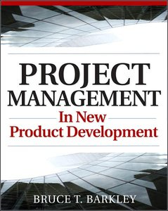 Project Management in New Product Development free download