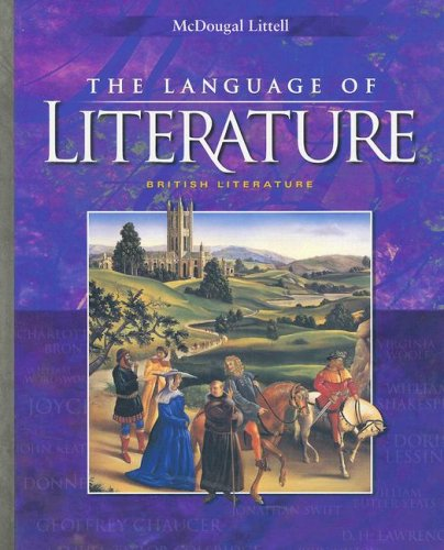 The Language of Literature: British Literature free download