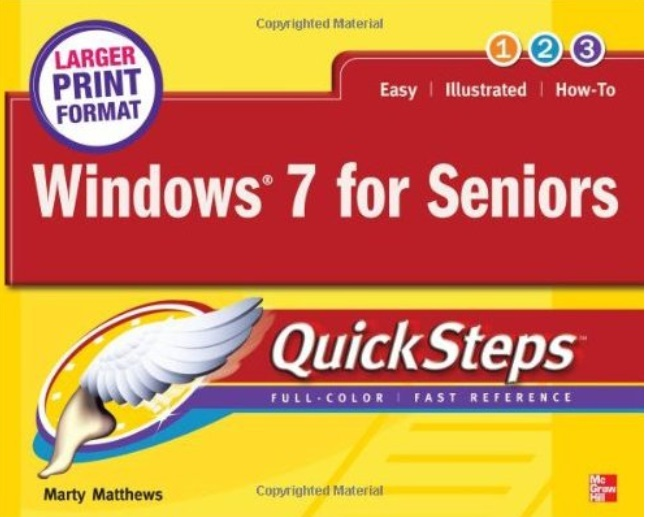 Windows 7 for Seniors QuickSteps free download