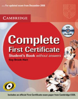 Complete First Certificate free download