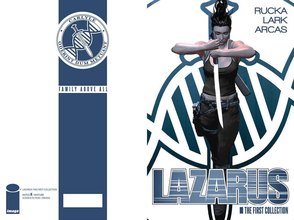 Lazarus Book 01 - Deluxe Edition (2014) free download