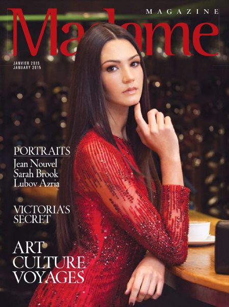 Madame Magazine - January 2015 free download