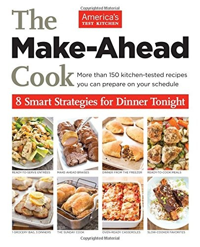The Make-Ahead Cook free download