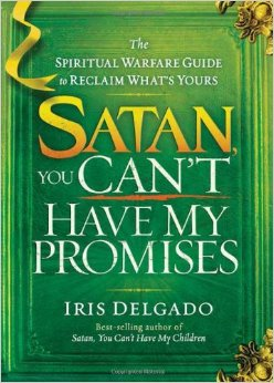 Satan, You Can't Have My Promises: The Spiritual Warfare Guide to Reclaim What's Yours free download