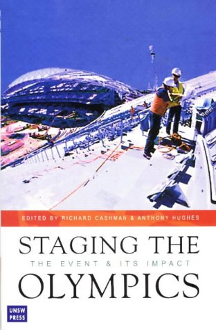 Staging the Olympics: The Event and Its Impact free download