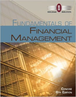 Fundamentals of Financial Management, Concise 8th edition free download