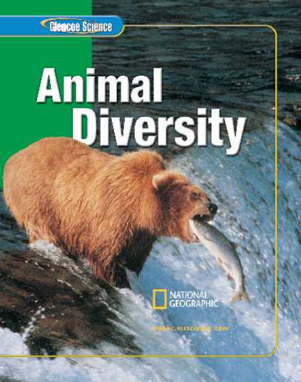 Glencoe Life iScience: Animal Diversity, Student Edition free download