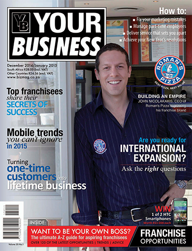 Your Business Magazine - December 2014-January 2015 free download