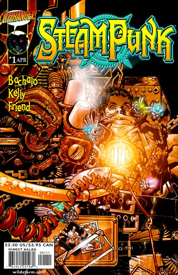 Steampunk 01 (of 12) (2000) free download