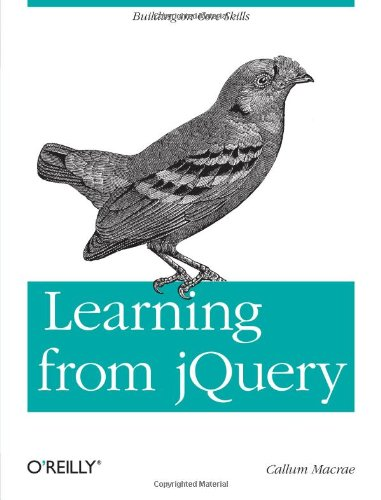 Learning from jQuery free download