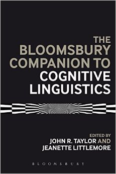 Bloomsbury Companion to Cognitive Linguistics free download