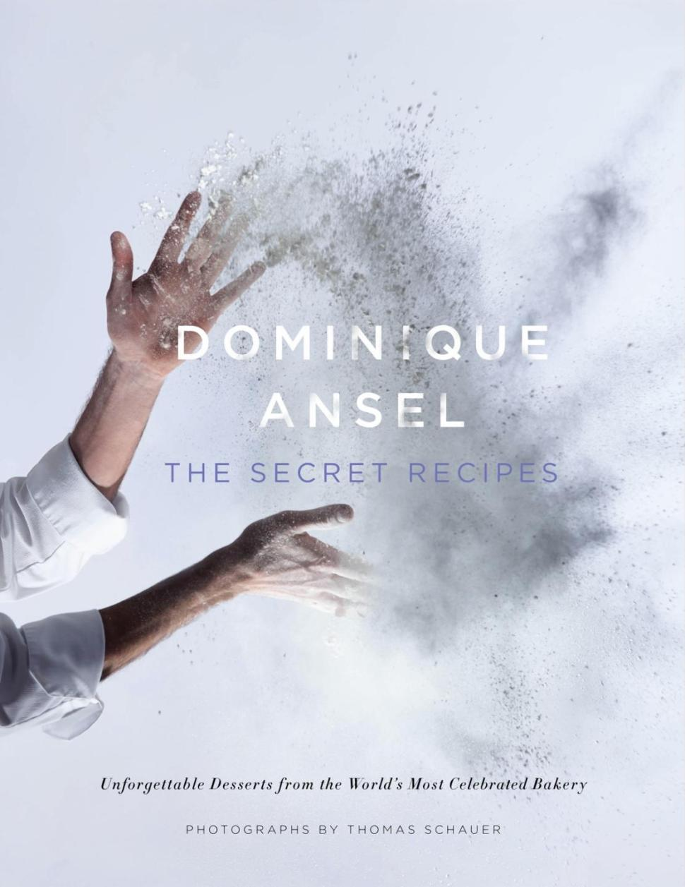 Dominique Ansel: The Secret Recipes free download
