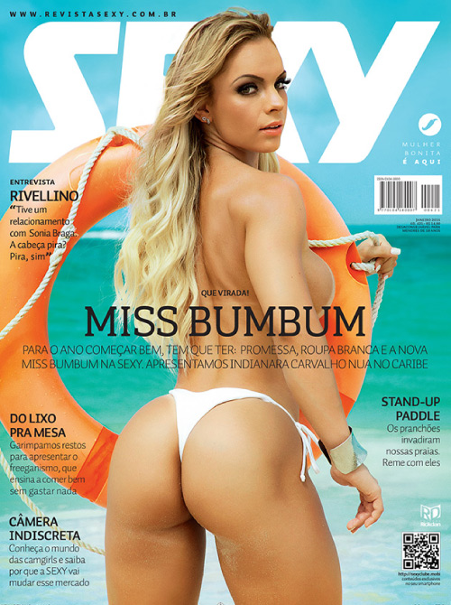 Revista Sexy Brazil - Janeiro 2015 free download