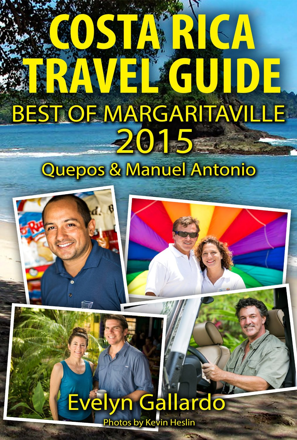 Costa Rica Travel Guide, Best of Margaritaville 2015: Quepos & Manuel Antonio free download