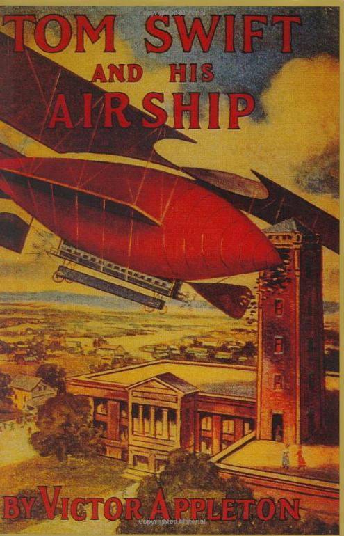 Tom Swift & His Airship free download