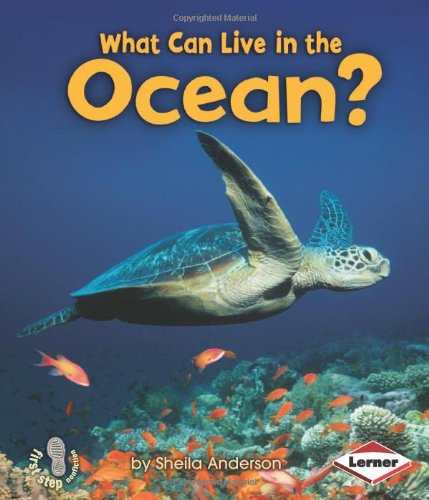 What Can Live in the Ocean? free download