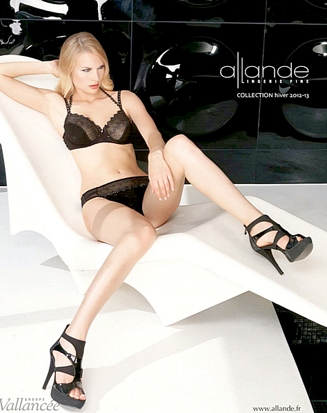 Allande - Lingerie Catalog (Fall 2012 - Winter 2013) free download