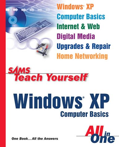 Sams Teach Yourself Windows XP Computer Basics All in One free download