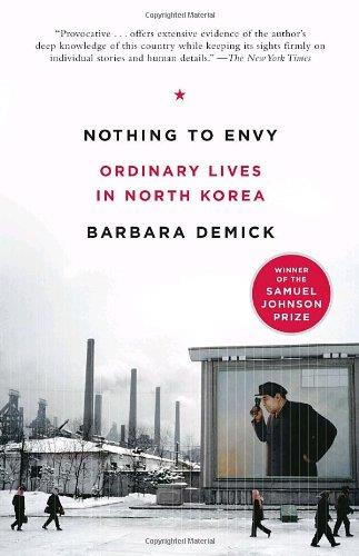 Nothing to Envy: Ordinary Lives in North Korea free download