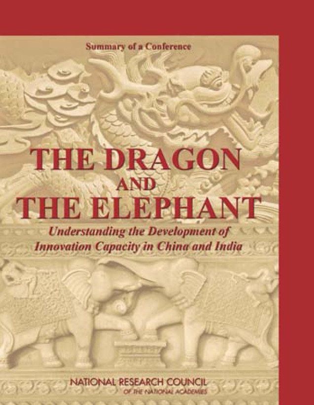 The Dragon and the Elephant: Understanding the Development of Innovation Capacity in China and India free download